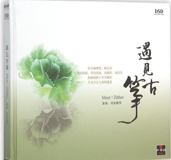 冯安婧男 - 《遇见古筝 DSD》2015[WAV]下载