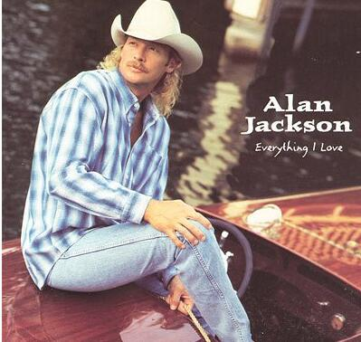 乡村音乐:Alan.Jackson.[Everything.I.Love] 无损APE