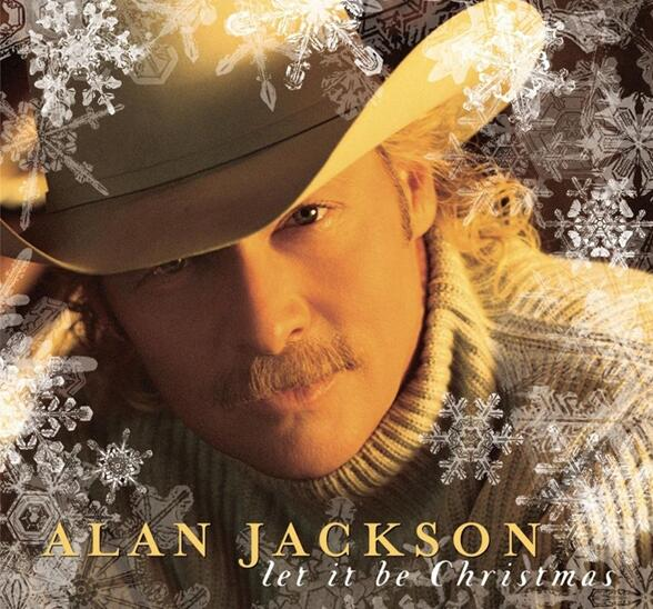 乡村音乐:Alan.Jackson.[Let.It.BeChristmas] APE无损