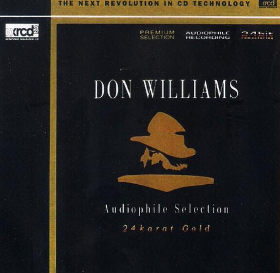 乡村音乐:Don.Williams[Audiophile.Selection]