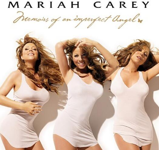 Mariah Carey - Memoirs Of An Imperfect Angel 专辑