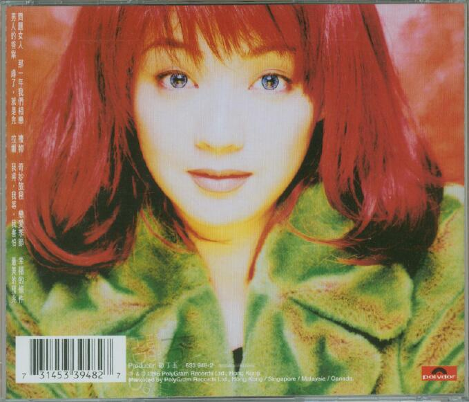 陈慧娴专辑-WAV-1996 问题女人