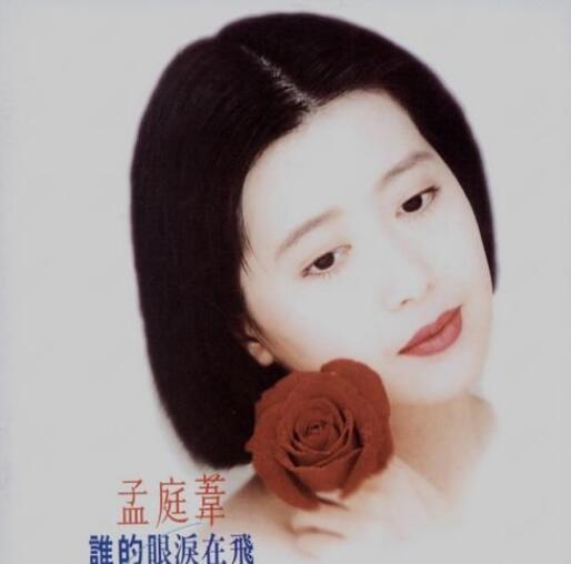 孟庭苇-1993.02 - 谁的眼泪在飞 APE专辑