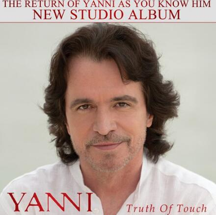 雅尼.(Yanni).-.[Truth.Of.Touch].专辑.(FLAC)