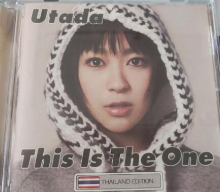 宇多田光(Utada.Hikaru).-.[This.Is.The.One.(US.Ver)].专辑.(FLAC)